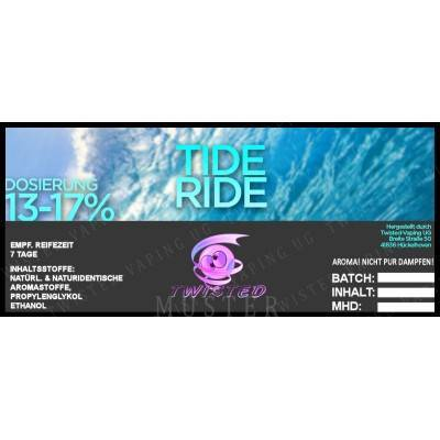 Tide Ride - Twisted Flavor - Aroma 10ml