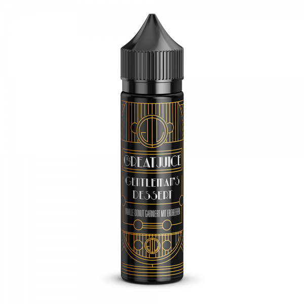 Gentleman`s Dessert - The Great Juice - Liquid 50ml - 0mg