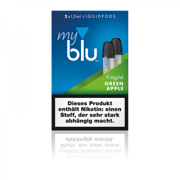 myblu Greenapple (2er Pack)