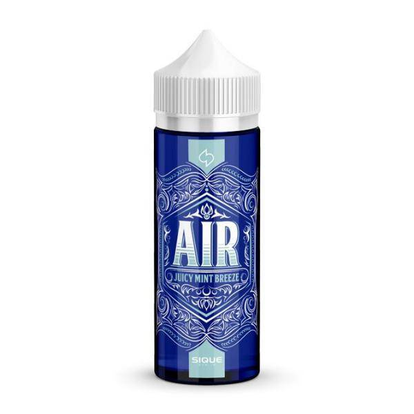 Air Juicy Mint Breeze - Sique Berlin - Liquid 100ml - 0mg