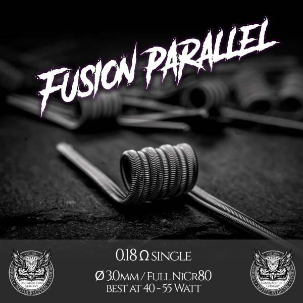 Fusion Parallel Coil by Aenigma Clouds