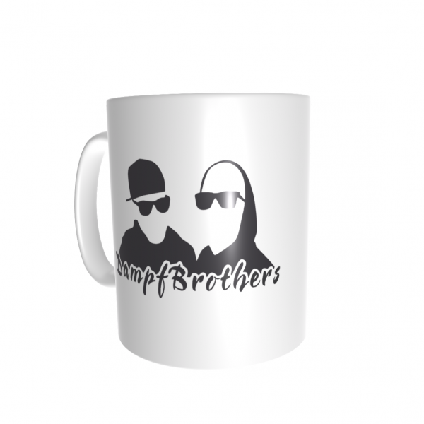 Tasse Dampfbrothers