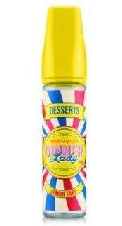 Lemon Tart - Dinner Lady - Aroma 20ml