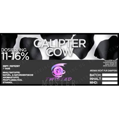 Calipter Cow - Twisted Flavor - Aroma 10ml