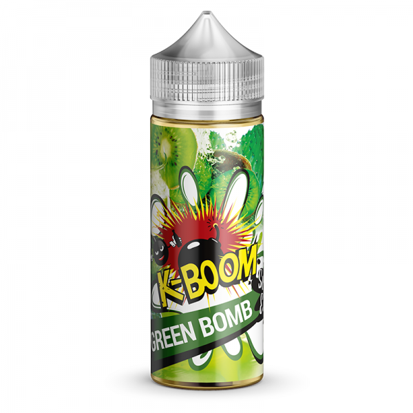 Green Bomb Special - K-Boom - Aroma 10ml