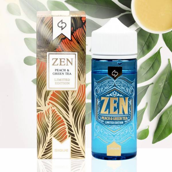 Zen - Sique Berlin - Liquid 100ml - 0mg