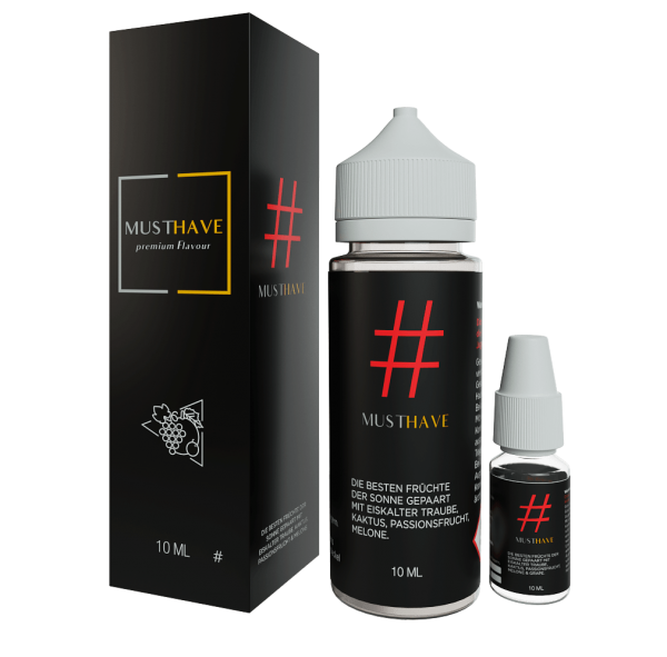 # - Must Have - Aroma 10ml