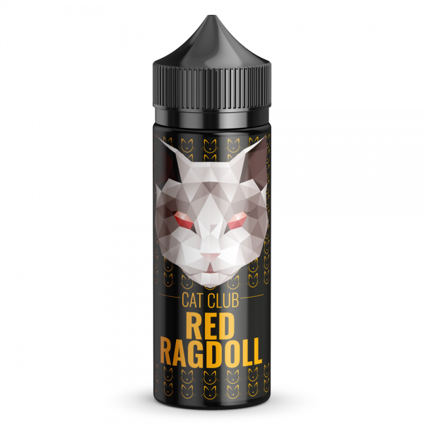 Red Ragdoll - Cat Club - Aroma 10ml
