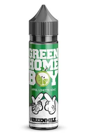 #Green Homeboy - GangGang - Aroma 20ml