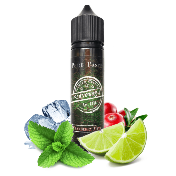 Cranberry Mint - Flavour54 - Aroma 15ml