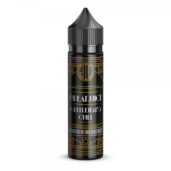 Gentleman`s Chill - The Great Juice - Liquid 50ml - 0mg