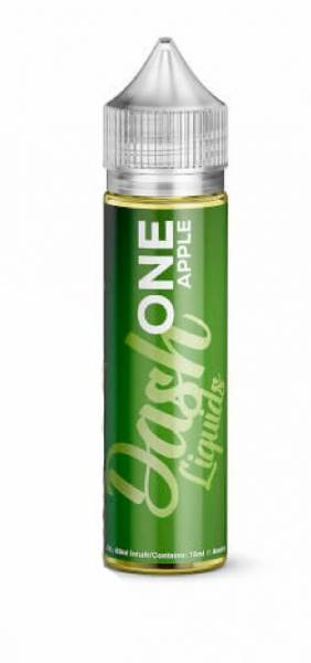 ONE Apple - DASH Liquids - Aroma 15ml-Copy