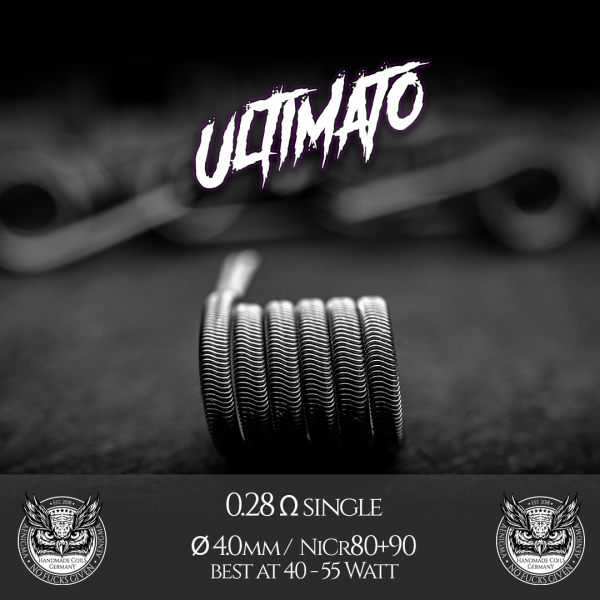 ultiMaTo Coil by Aenigma Clouds